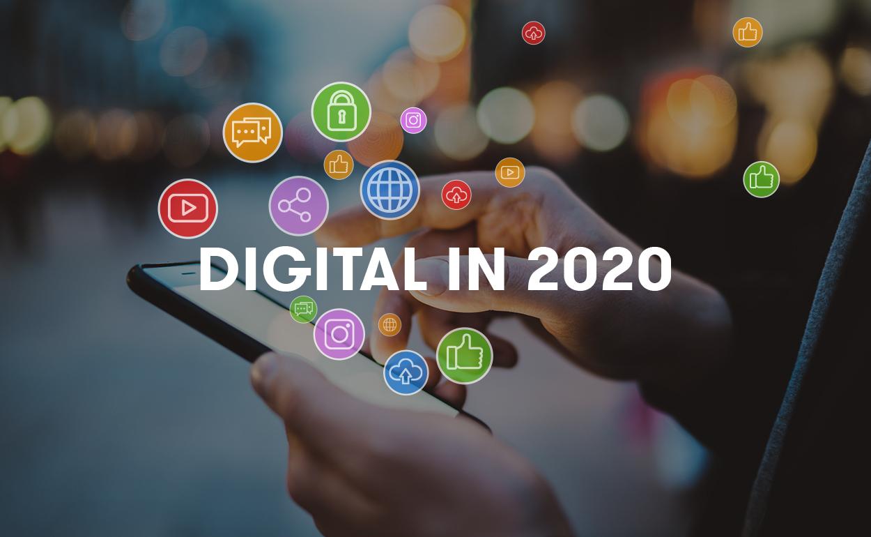 Covid-19'un Dijital Alışkanlıklarımıza Etkisi: We are Social Nisan Raporu